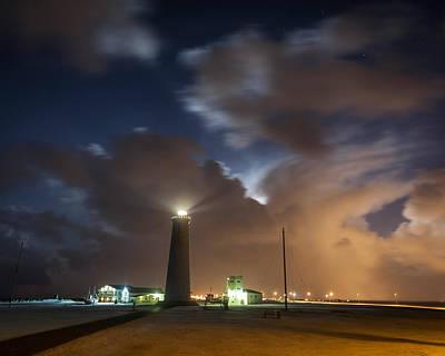 Gardskagaviti Lighthouse, Reykjanes Poster by Panoramic Images