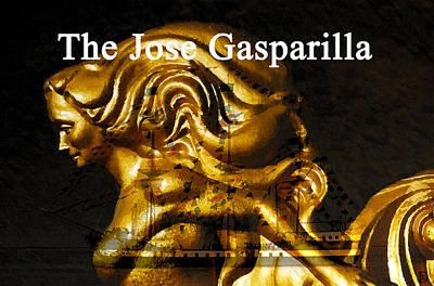 Gaspar's Golden Girl Poster
