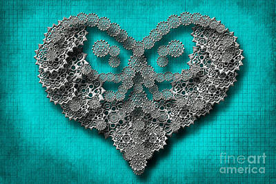 Gear Heart Poster