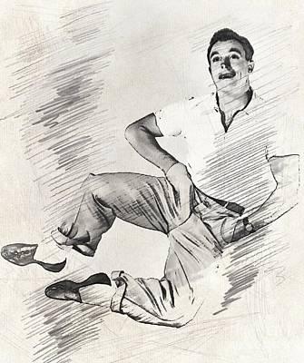 Gene Kelly, Legend Poster