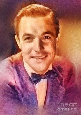 Gene Kelly, Vintage Hollywood Legend Poster