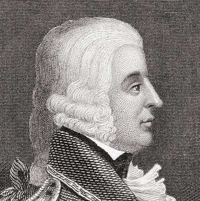 General Edward Braddock, 1695 To 1755 Poster by Vintage Design Pics