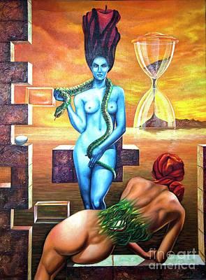 Genesis Poster by Jorge L Martinez Camilleri