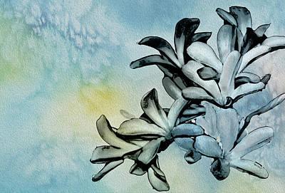 Gentle Blooms Poster