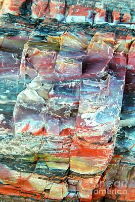 Geologist's Rainbow Poster