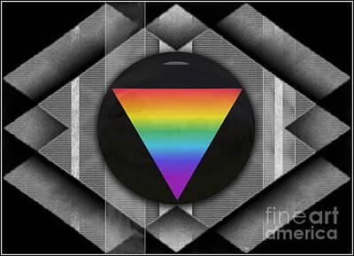 Geometric Pride Poster