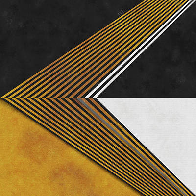 Geometric Soul Poster