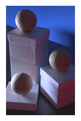 Geometric Triad Poster