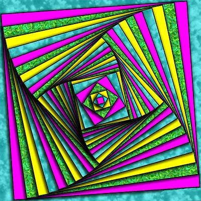 Geometry Art Poster