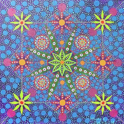 Geometry Of An Arkana Poster