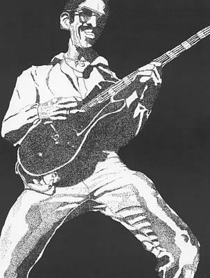 George Johnson Poster