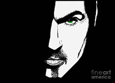George Michael - Older Poster