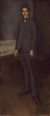 George W Vanderbilt Poster by Mountain Dreams