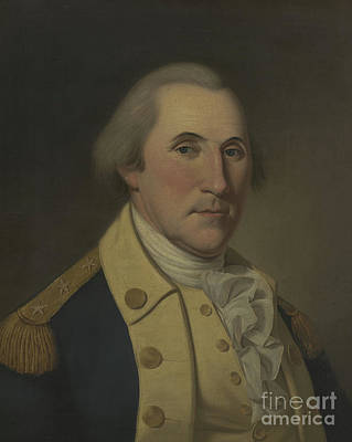 George Washington, 1788 Poster by Charles Willson Peale