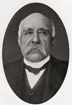 Georges Benjamin Clemenceau, 1841 Poster