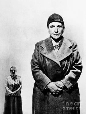 Gertrude Stein (1874-1946) Poster by Granger