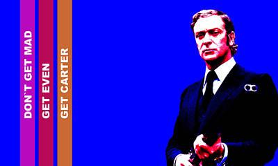 Get Carter Poster by Martin James