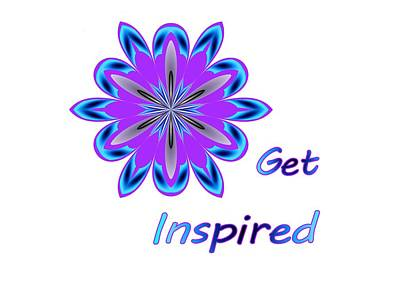 Get Inspired Poster