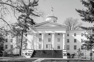 Gettysburg College Pennsylvania Hall Poster