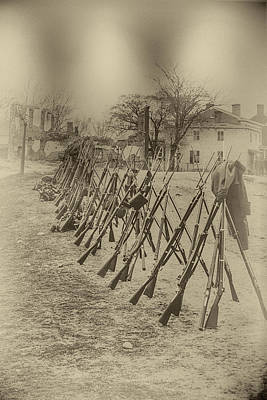 Gettysburg Surrender Poster