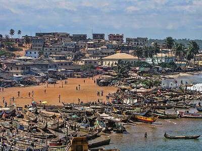 Ghana Africa Poster