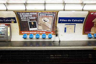 Ghost Of Filles Du Calvaire Poster