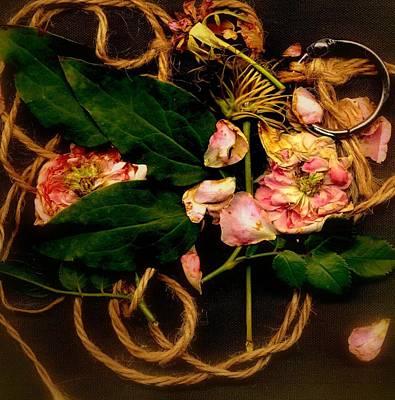 Giardino Romantico Poster