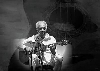 Gilberto Gil Poster