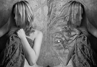 Girl #4335 Poster by Andrey Godyaykin