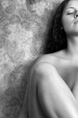 Girl #4529 Poster by Andrey Godyaykin