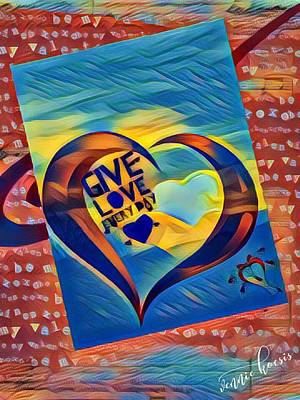 Give Love Poster