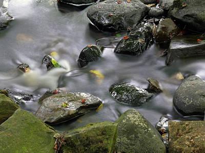 Glenariff River Poster