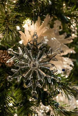 Glistening Holidays Poster by Jennifer White