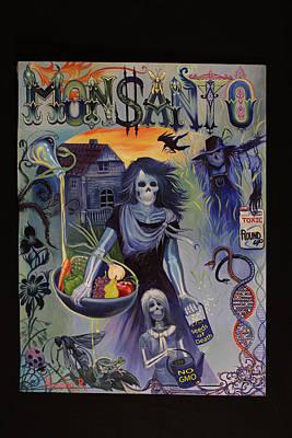 Gmo Nightmare. Poster