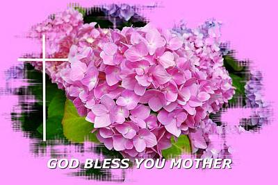 God Bless You Mother Poster