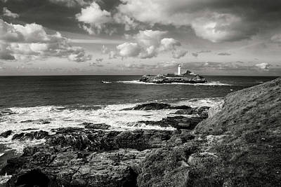 Godrevy Lighthouse 1 Poster