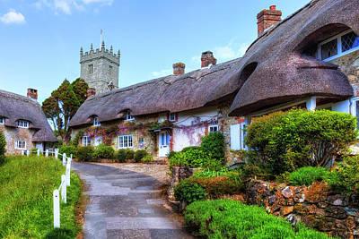 Godshill - Isle Of Wight Poster