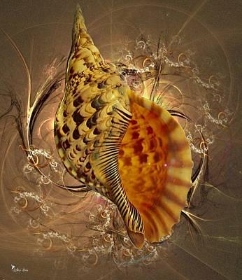 Golden Shell  Poster