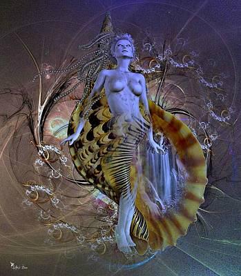 Golden Shell Serpent 2 Poster