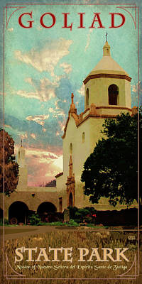 Goliad State Park Poster