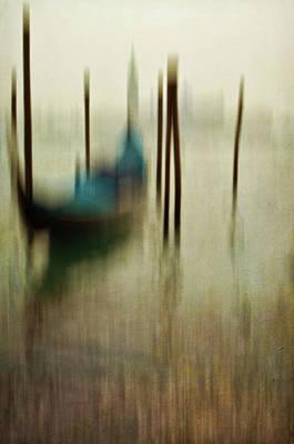 Gondola 1 Poster by Marion Galt