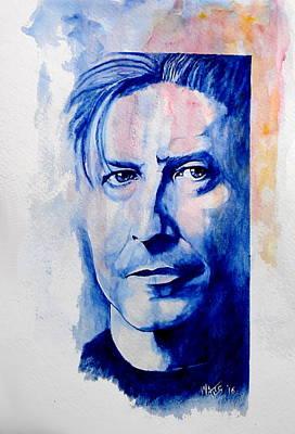 Good Bye Ziggy Stardust Poster by William Walts