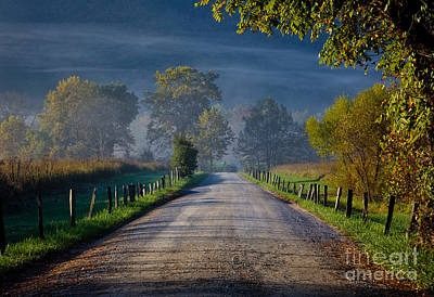 Good Morning Cades Cove 3 Poster