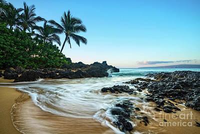 Good Morning Maui Poster
