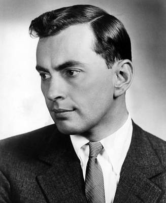 Gore Vidal, Author Of The Best Man Poster by Everett