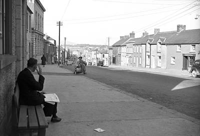 Gorey County Wexford 1957 Poster by Irish Photo Archive