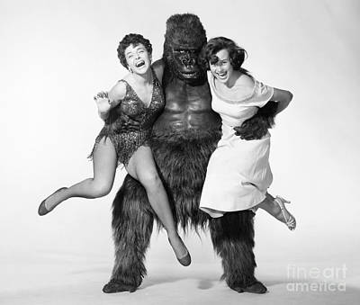 Gorilla At Large, 1954 Poster by Granger