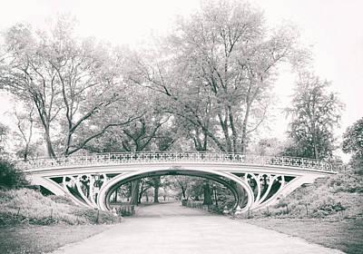 Gothic Bridge Nostalgia Poster by Jessica Jenney