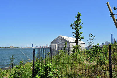 Governors Island Poster
