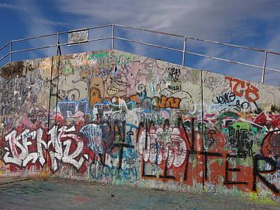 Graffiti Wall Poster